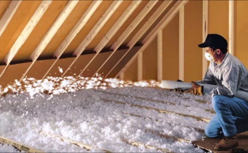 attic insulation companies near me